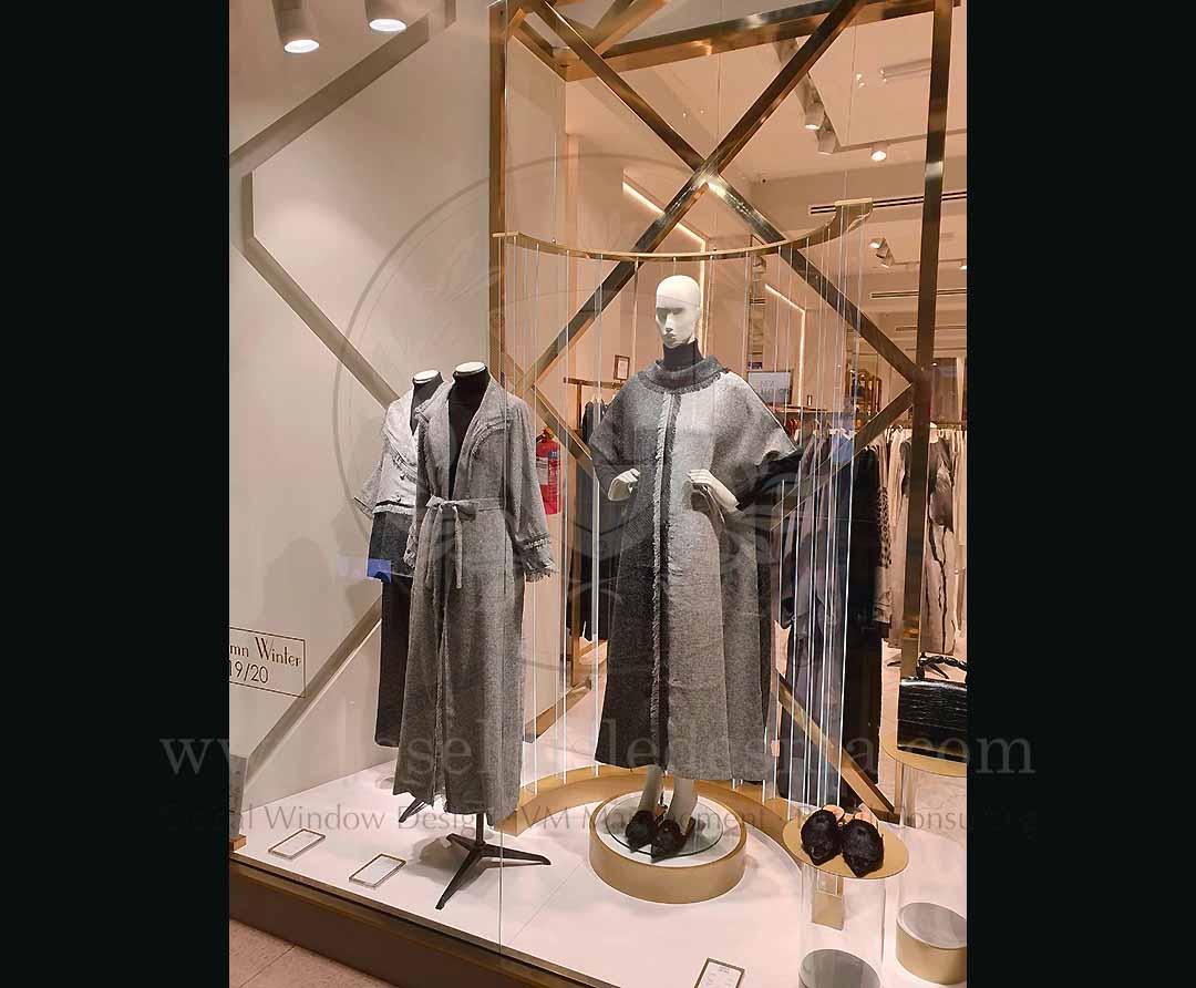 Window display design AW19 Choice..
