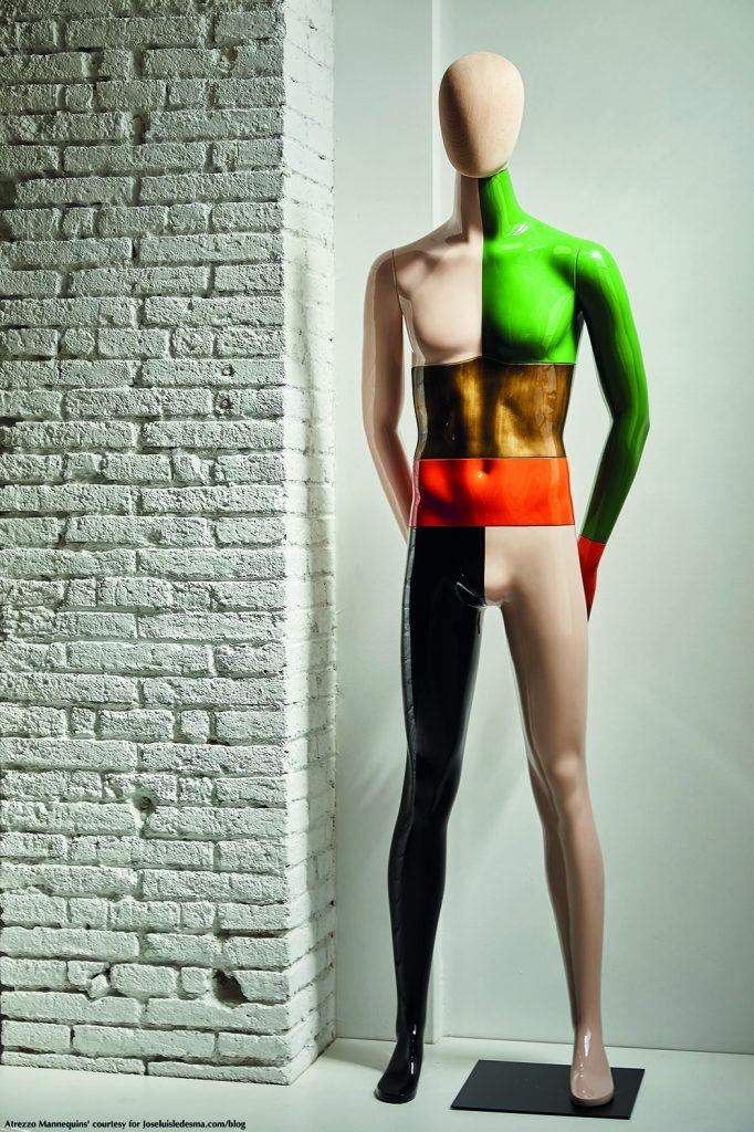 My favourite mannequins: Atrezzo