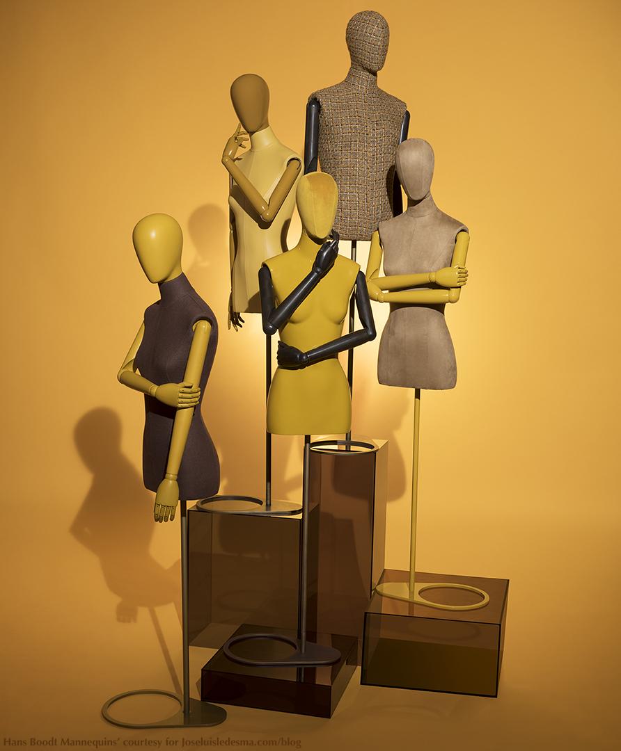 My favourite mannequins: Hans Boodt. Hans Boodt Mannequins' courtesy for Joseluisledesma.com